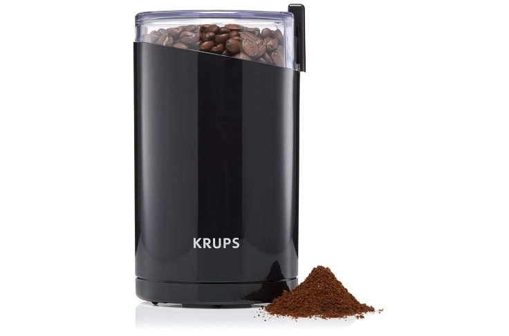 Best Coffee Grinders - KRUPS F203 Electric Spice And Coffee Grinder