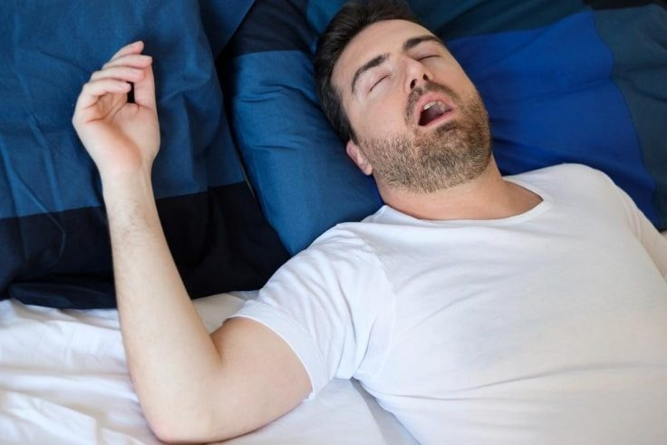 Disorders That Can Cause Constant Sleepiness - Obstructive Sleep Apnea