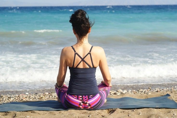 How To Immediately De-Stress Yourself - Yoga