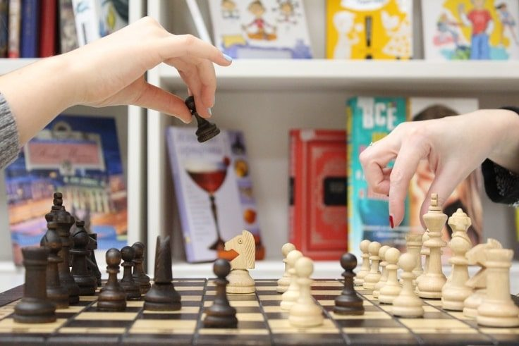 Play Chess To Improve Your Brain