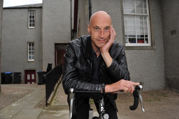 Sports Pros Who Experienced Mental Illness - Graeme Obree