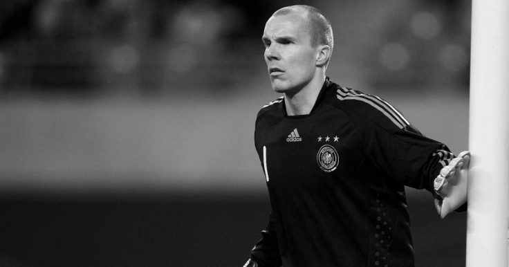 Sports Pros Who Experienced Mental Illness - Robert Enke