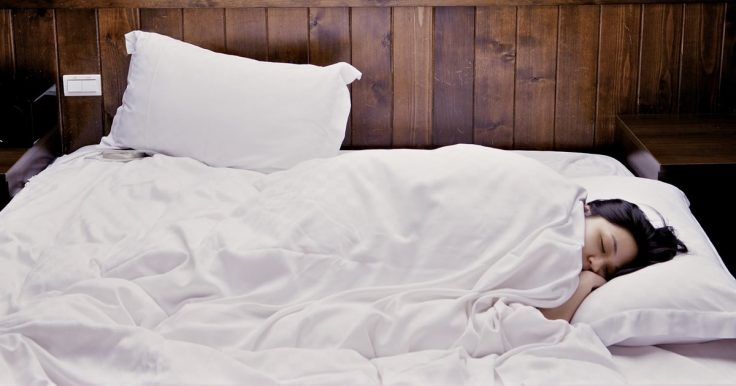 10 Actionable Steps To Improve Sleep (Baked By Science)