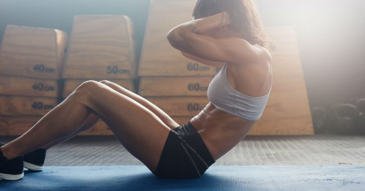 The Best Core Exercises To Reduce The Flab Around Your Belly