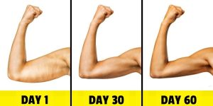 Reduce Arm Flab Thru These Effective Arm Exercises