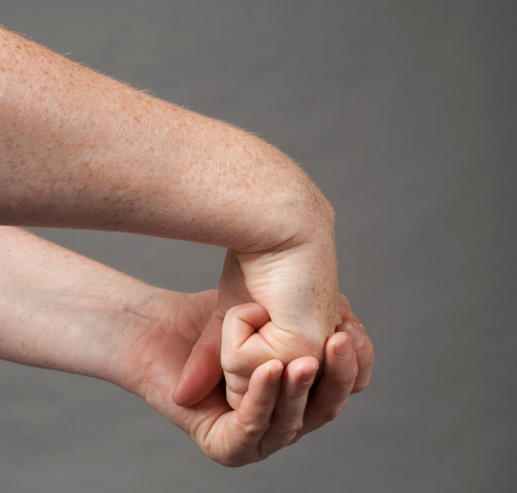 Wrist Curl To Reduce Arm Flab
