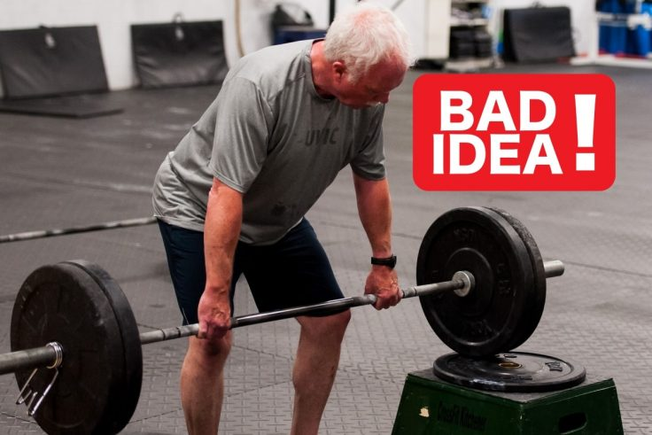 15 Worst Exercises For Seniors And Better Alternatives