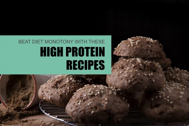 Beat Diet Monotony With Flavorful High Protein Recipes