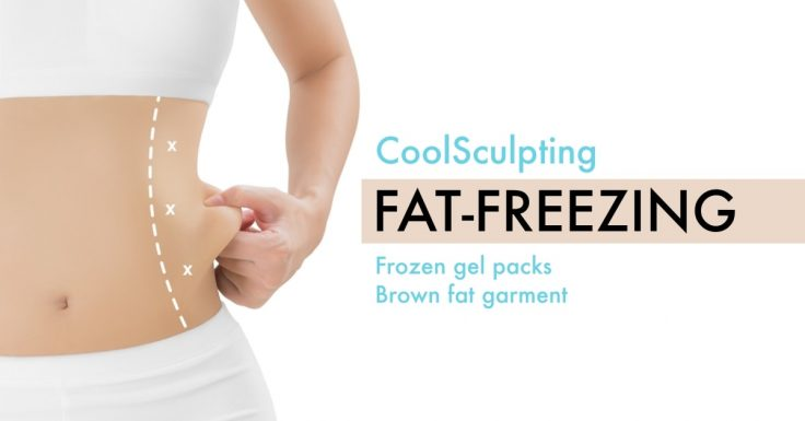CoolSculpting And Other Ways To Freeze Fat And Slim Down