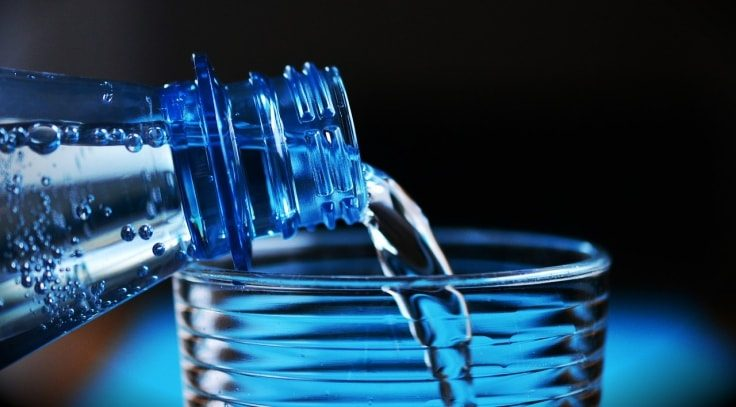 Post-workout foods - Water