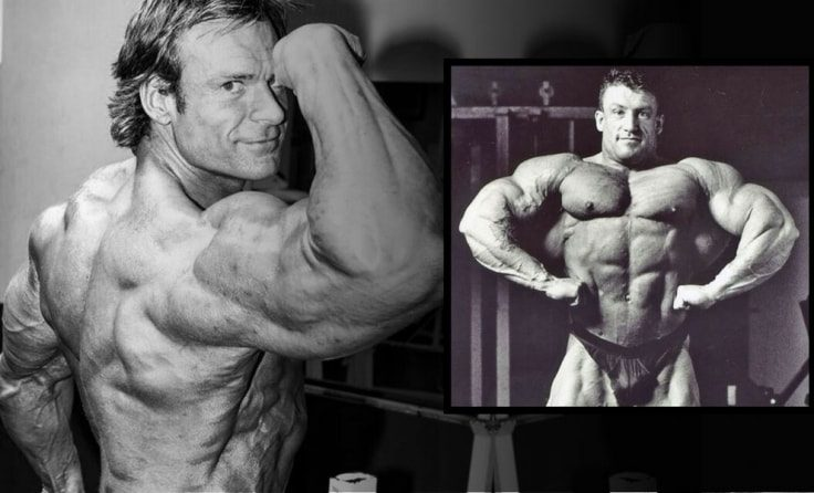 Famous Bodybuilders Who Used Steroids - Dorian Yates