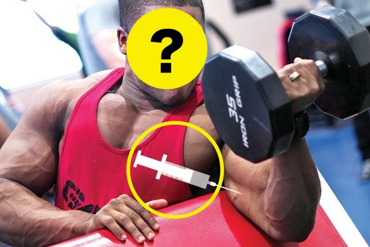 Famous Bodybuilders Who Used Steroids To Gain Muscle