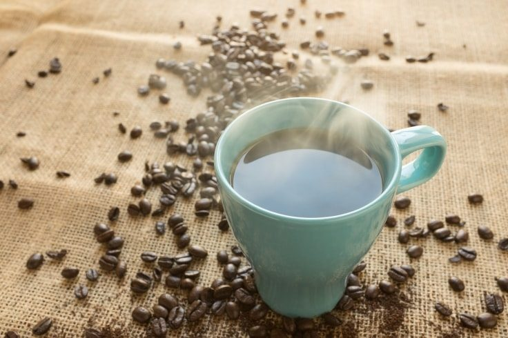 Belly Fat Burning Drinks - Coffee