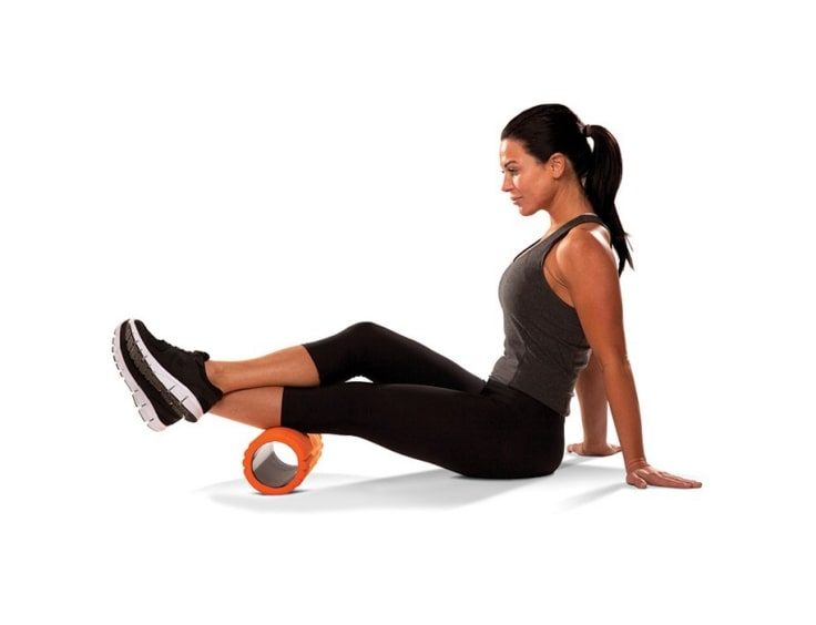 Foam Roller Exercise For Calves