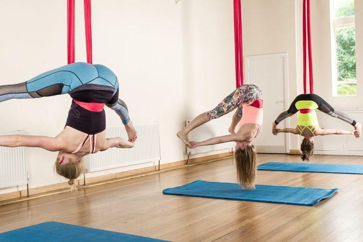 Health Benefits Of Aerial Yoga