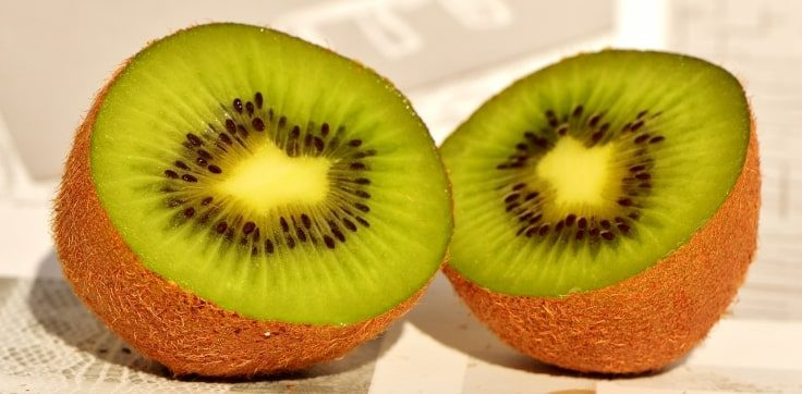 Kiwi Is A Slimming Food