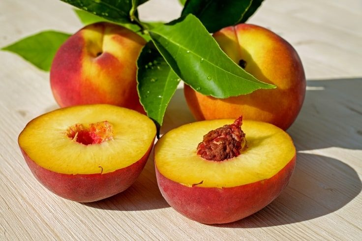 Stone Fruits Such As Peaches Are Great For Weight Loss