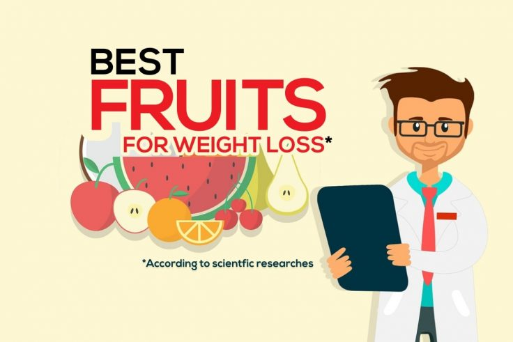 Top 10 Fruits For Weight Loss According To Scientific Studies