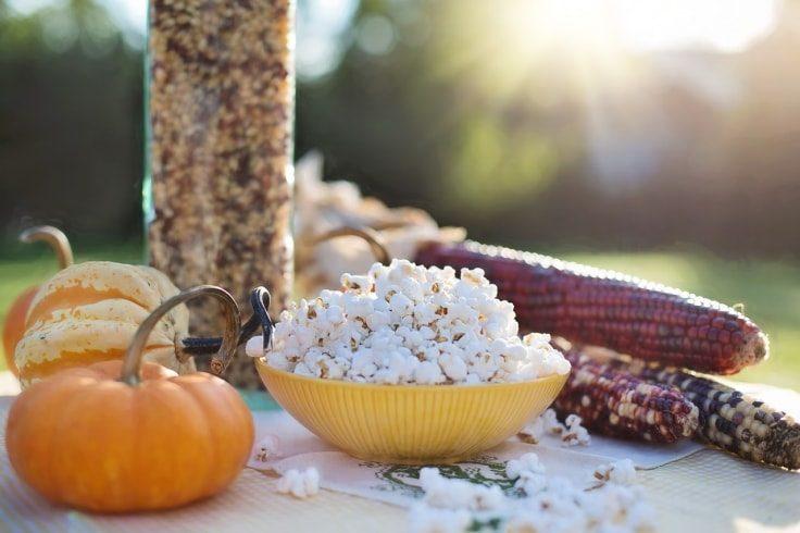 Unhealthy Foods - Microwave Popcorn