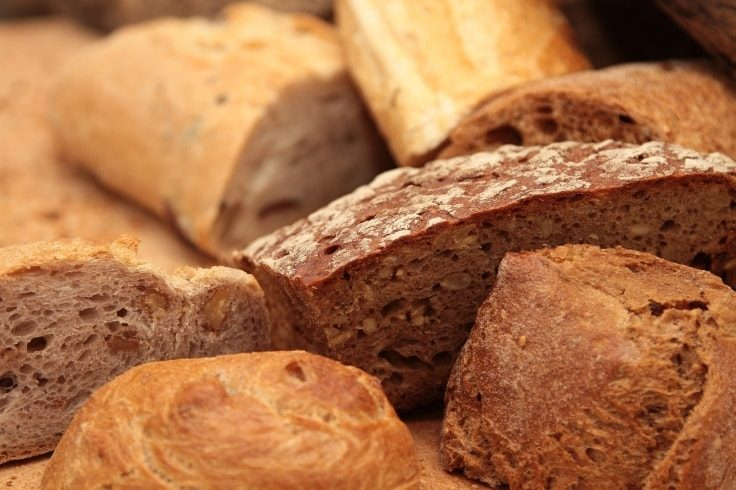 Unhealthy Foods - Multi-Grain Bread
