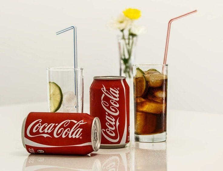 Unhealthy Foods - Soda