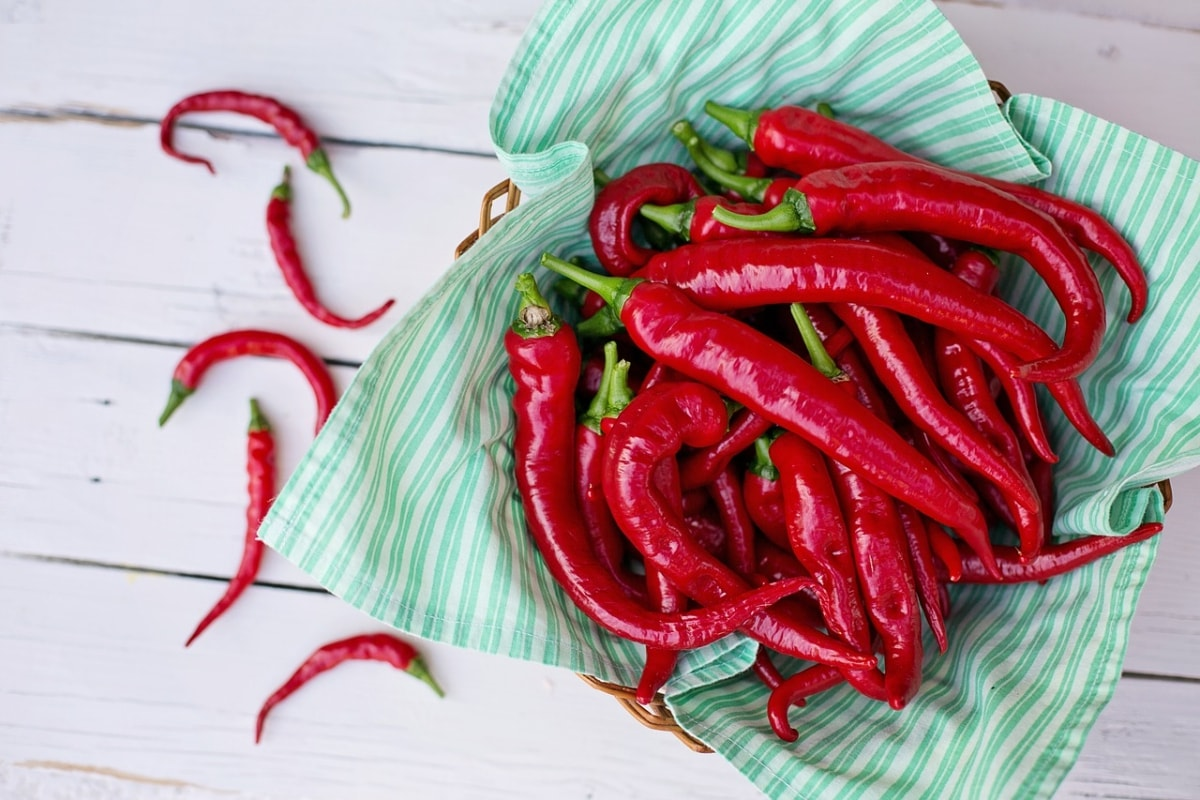 Cayenne Peppers Are Fat-Melting Foods