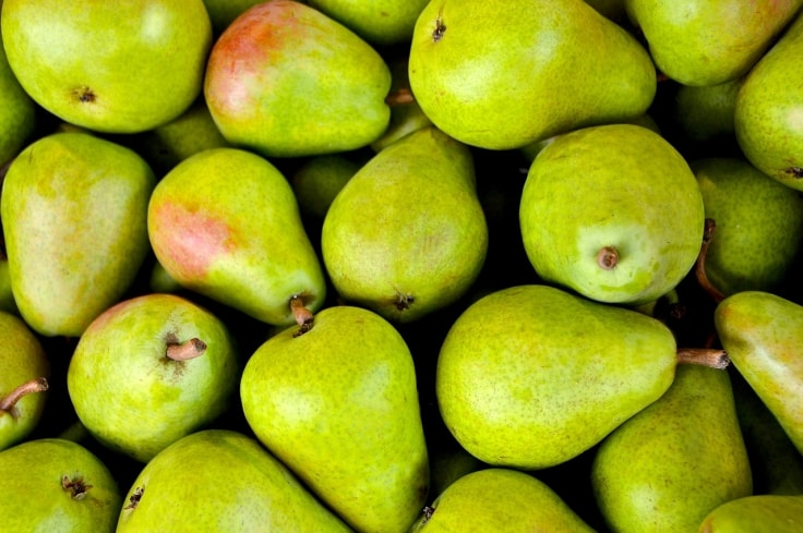 Fat-Melting Foods - Pears
