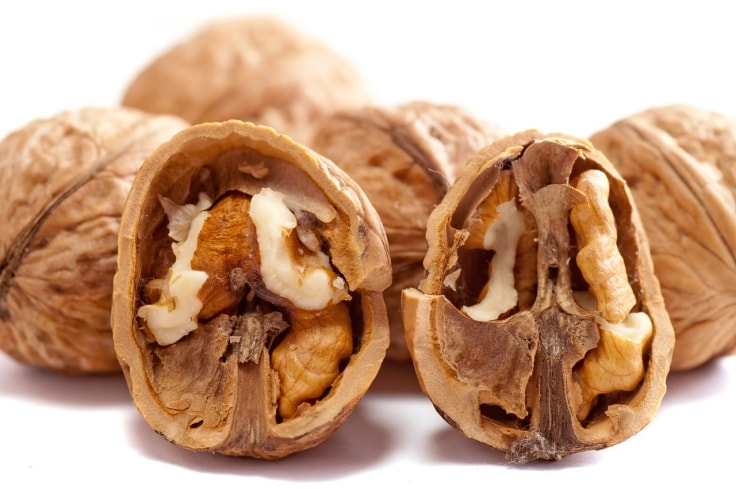 Walnuts Promote Weight Loss