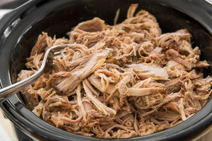 Slow-Cooker Pulled Pork Recipe