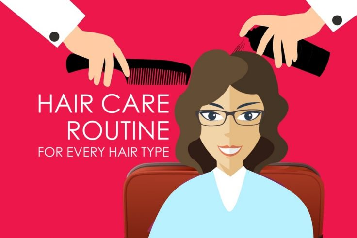 The Best Hair Care Routine For Every Hair Type