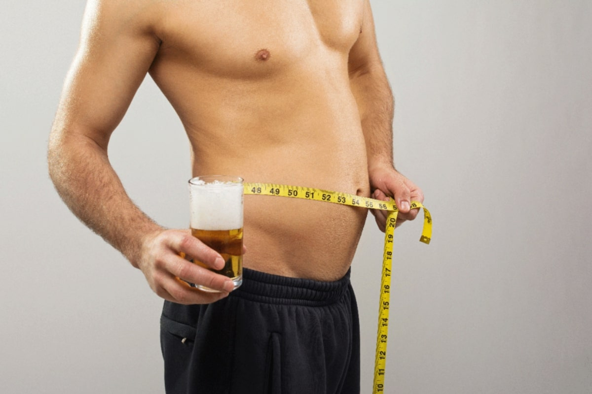 What Is Beer Belly And How To Get Rid Of It