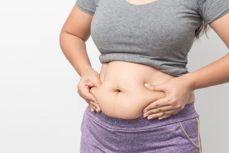3 Ways To Get Rid Of Love Handles Fast
