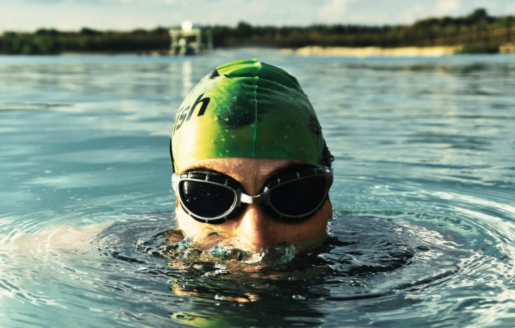 Equipment For First Triathlon - Swimming Goggles