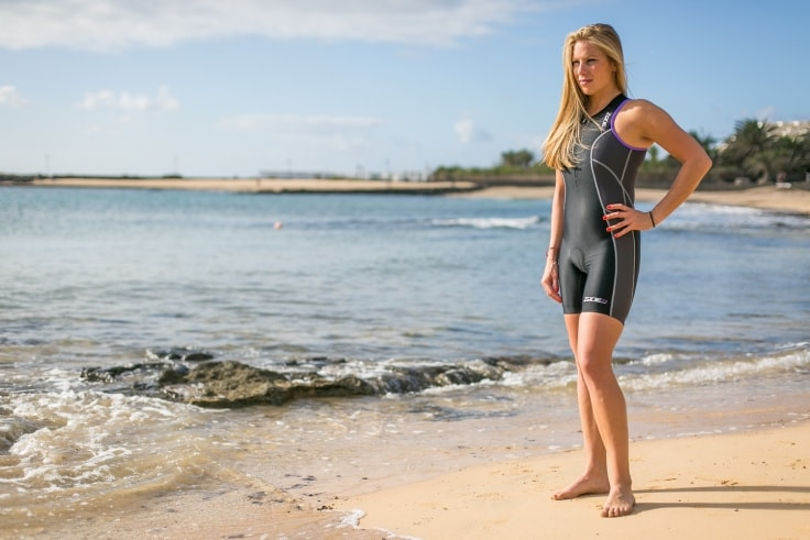 A Tri-suit for the Triathlon