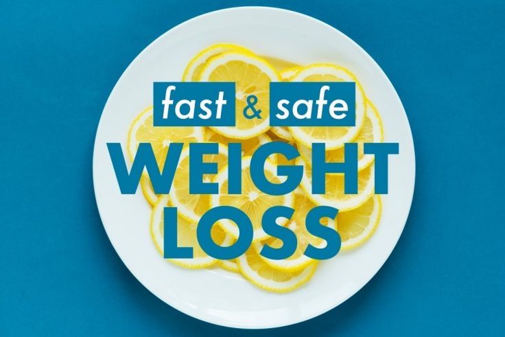 How To Lose Weight Safely And Effectively
