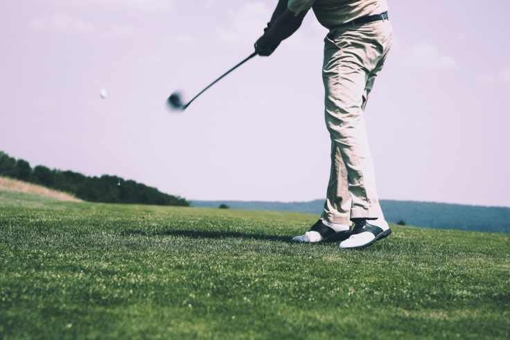 Low-Impact Sports For Elders - Golf