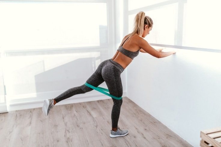 Resistance Band Exercises Speed Up Recovery After Surgery