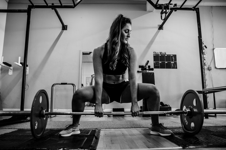 Weight Lifting Strengthens Your Jaw Muscles