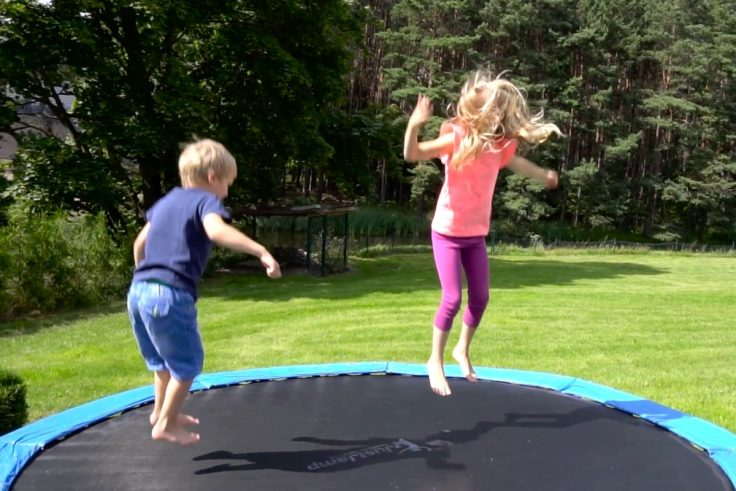 Health Benefits Associated With Trampolining