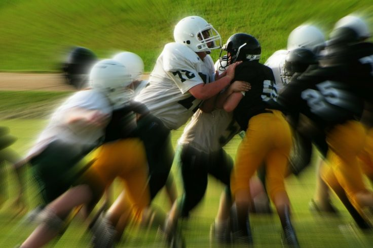 Physical Sports That May Cause Concussions