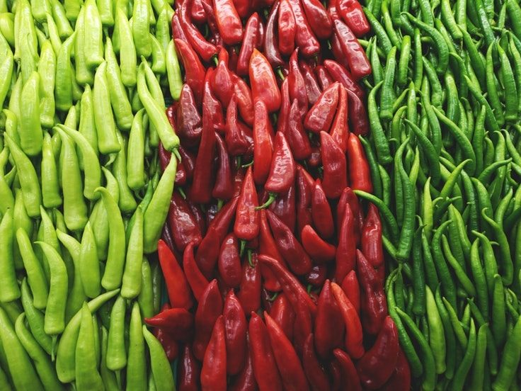 Best Fat-Burning Foods - Chili Peppers