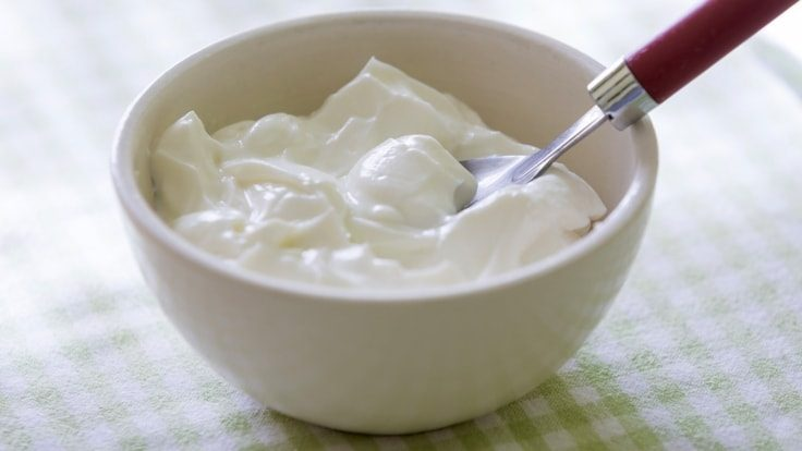 Full-Fat Greek Yogurt
