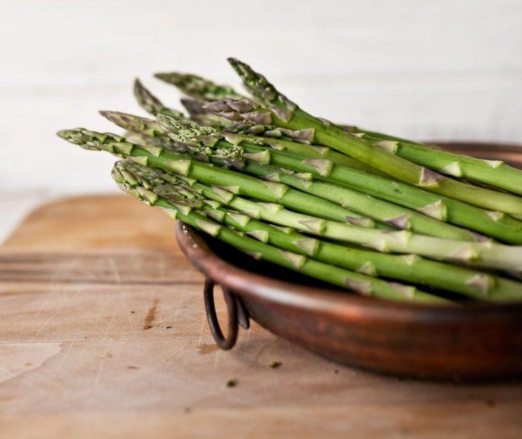 Healthy Heart Tips - Eat Asparagus
