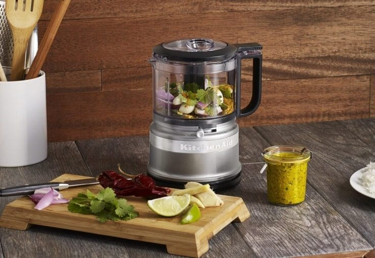 Must-Have Cooking Appliances - Food Processor