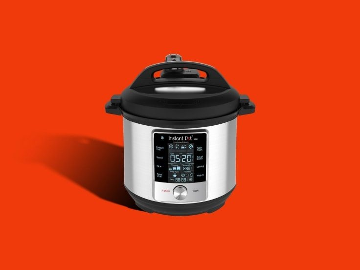 Must-Have Cooking Appliances - Instant Pot