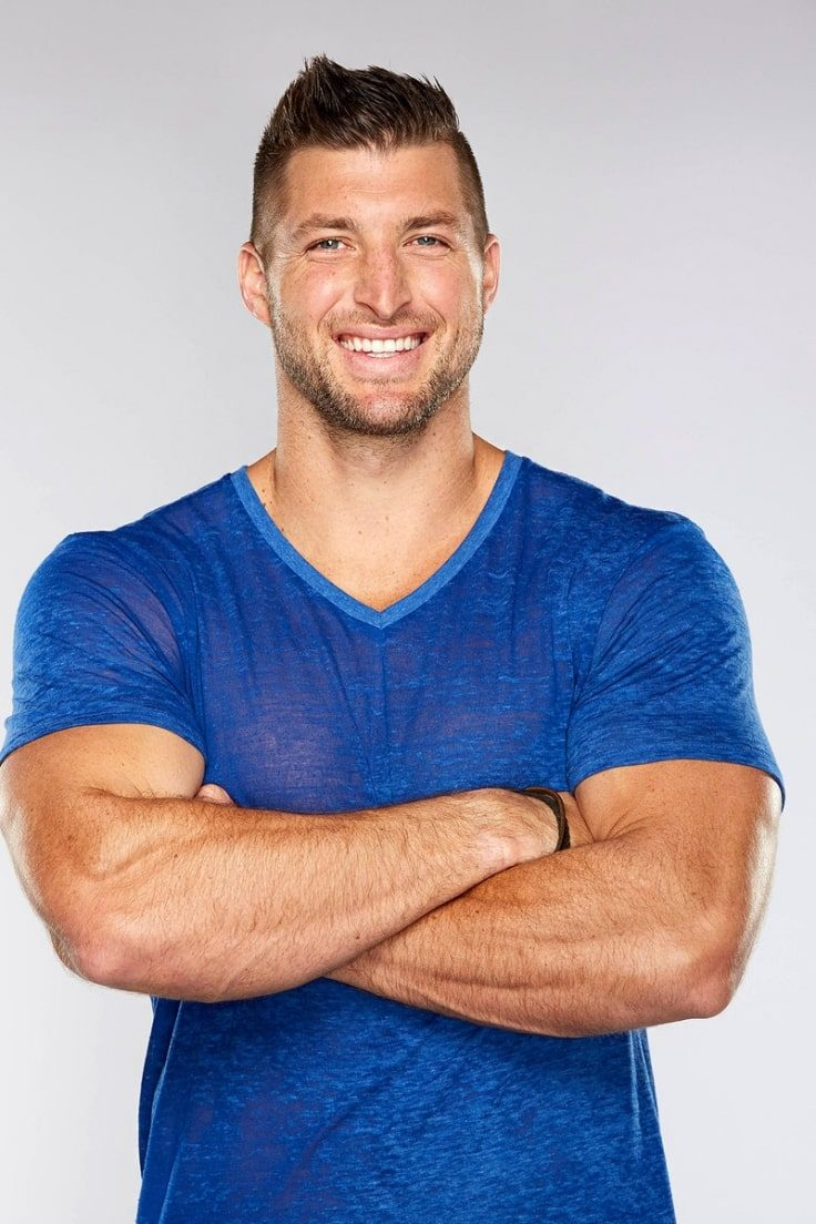 Tim Tebow on the Ketogenic Diet