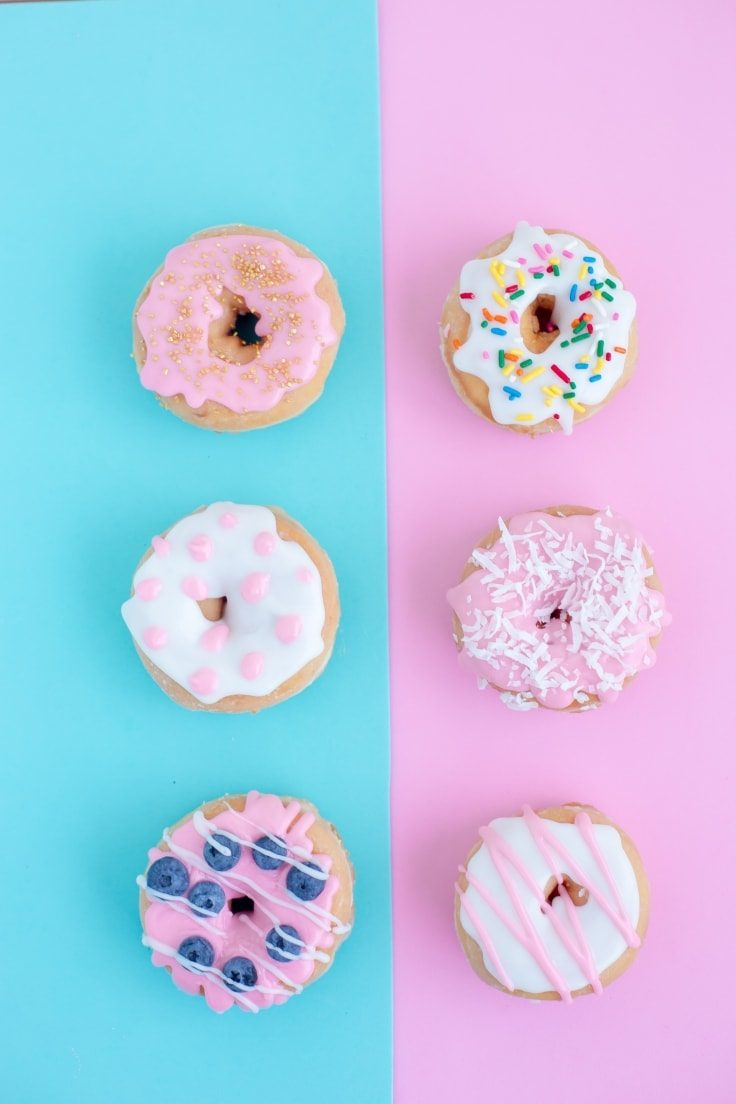 Lose quarantine weight by cutting the bad carbs like donuts out of your diet.