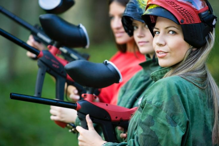 Paintball Benefits For Your Entire Body