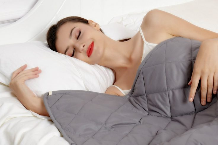 Weighted Blankets Promote Better Sleep