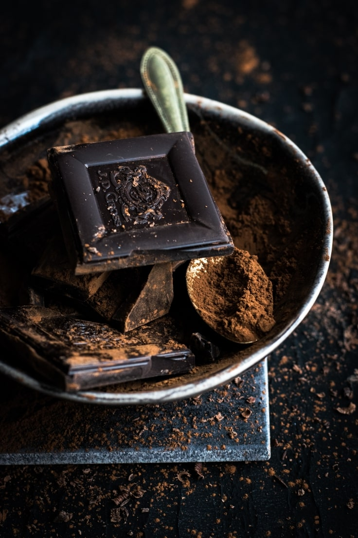 Dark Chocolate Is A Belly Fat Burning Food